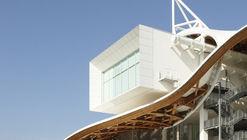 Expansão do Restaurante Pompidou de Metz / Studiolada Architects