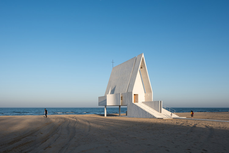 Seashore Chapel  / Vector Architects, © Chen Hao