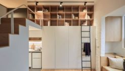 Apartamento de 22m2 em Taiwan / A Little Design