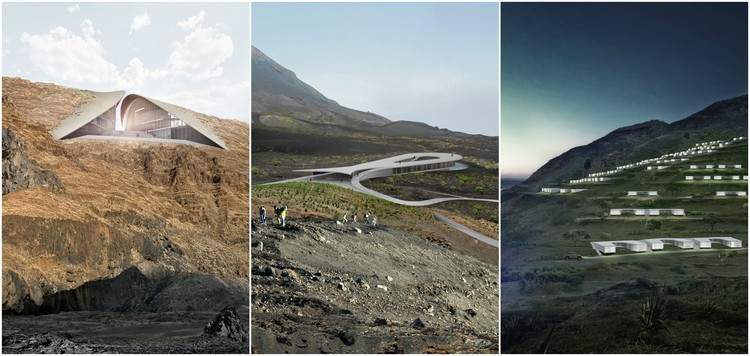 Rising from the Ashes: Krakow University Student Creates Vision for the Volcanic Island of Fogo, © Adrian Kasperski