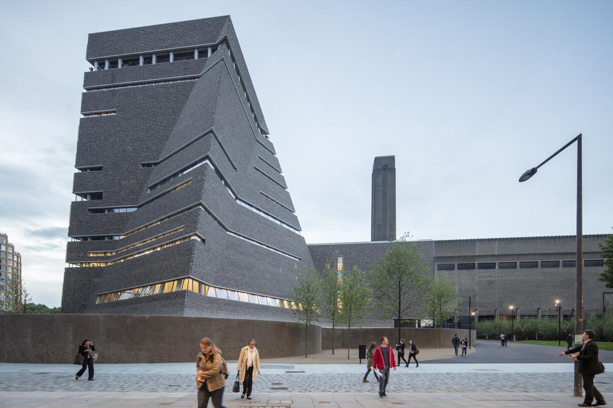 Tate Modern Tag Archdaily