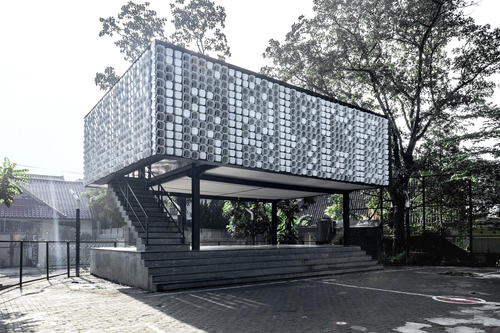 Bima Microlibrary / SHAU Bandung | ArchDaily