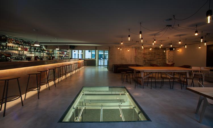 Balboa Bar & Gym / helsinkizurich, © Jochen Splett