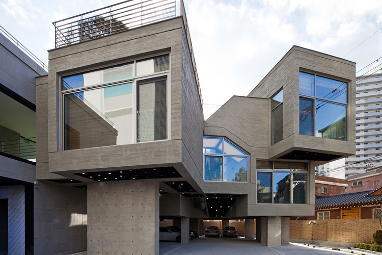 Carver Global  / D-Werker Architects, © Inwoo Yeo