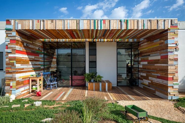 LAHO House  / Brahma-Architects , © Sharon Tzarfati