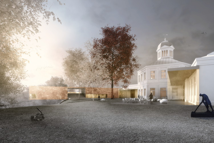 Benthem Crouwel Architects to Design Addition to Arnhem Museum, Courtesy of Benthem Crouwel Architects