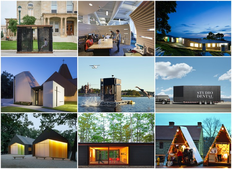 AIA Announces Winners of the 2016 Small Project Awards