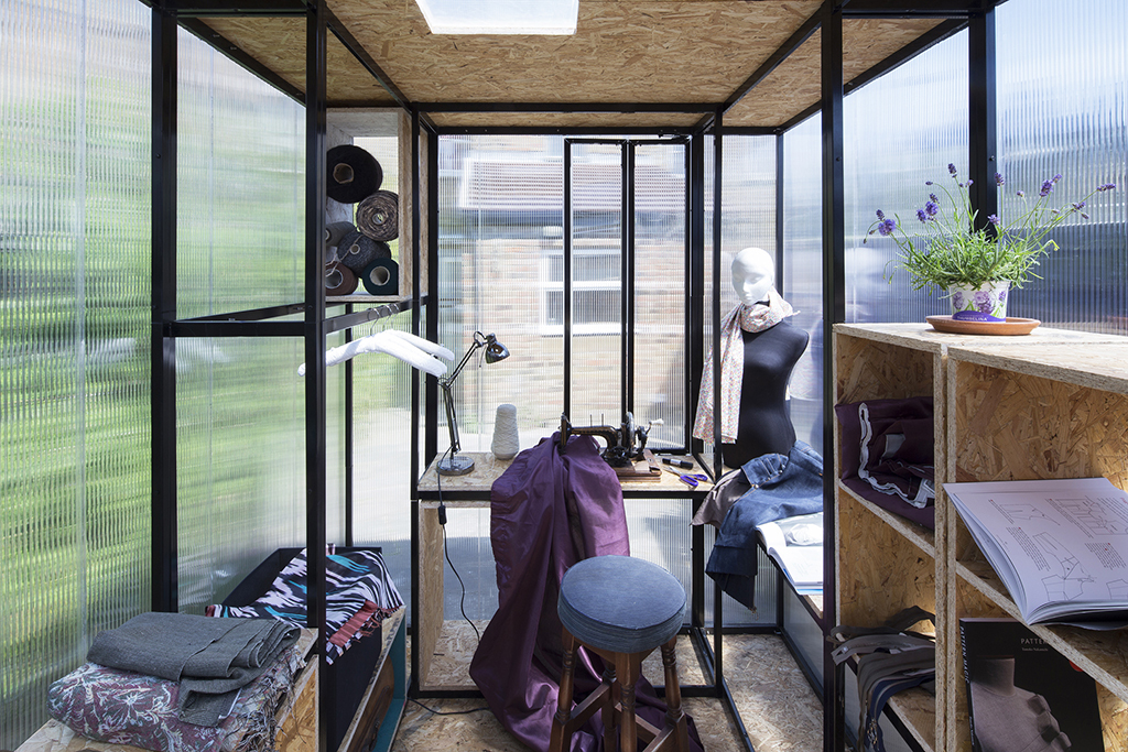 Gallery Of The Minima Moralia Provides Affordable Customizable Studio Space 8