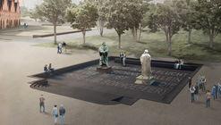 Zeller & Moye ganan concurso para diseñar el Memorial a Martín Lutero en Berlín