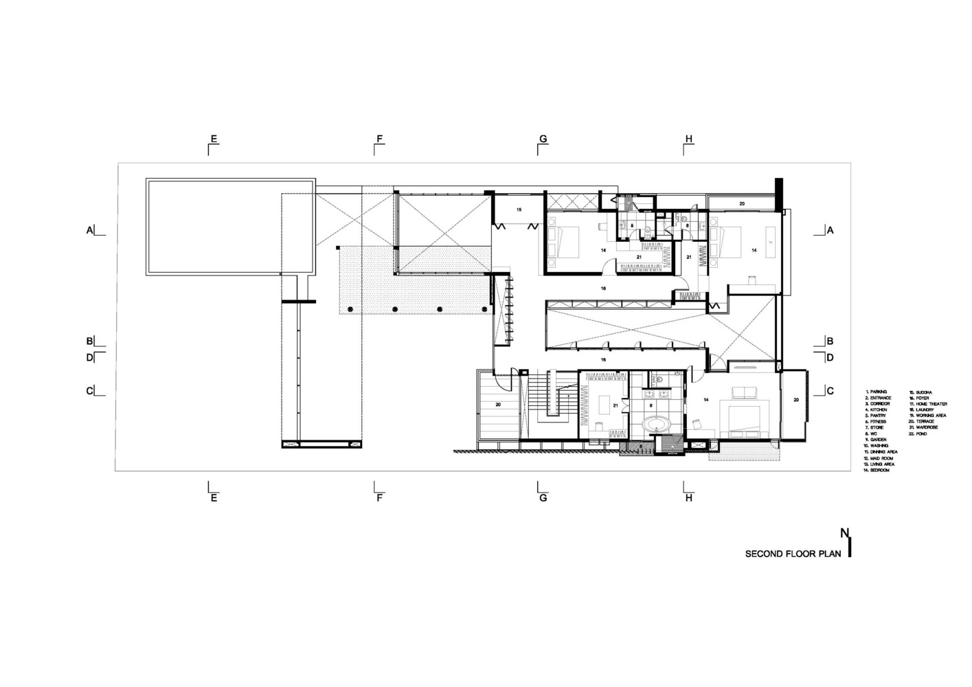 Gallery Of Dindang House Archimontage Design Fields