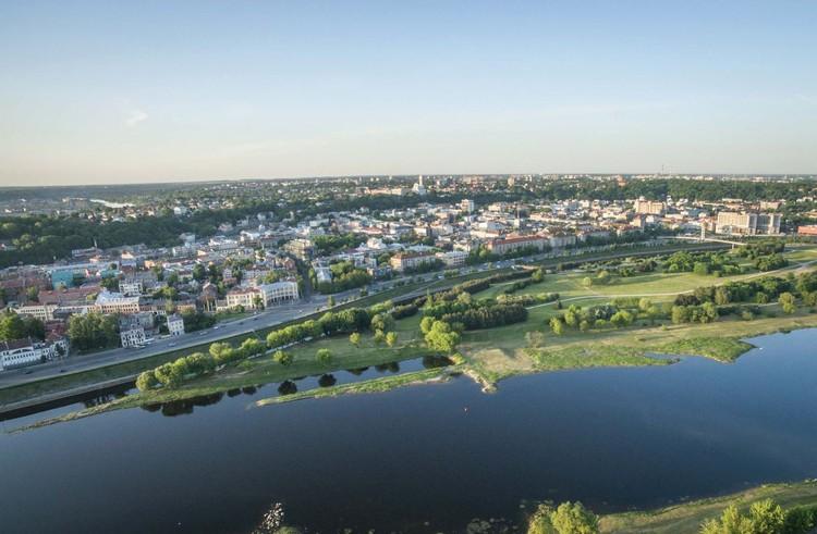 Call for Entries: Science Island International Design Contest, Nemunas Island, Kaunas