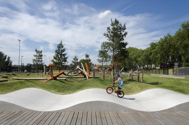 Drapers Field / Kinnear Landscape Architects