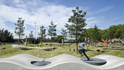 Drapers Field / Kinnear Landscape Architects