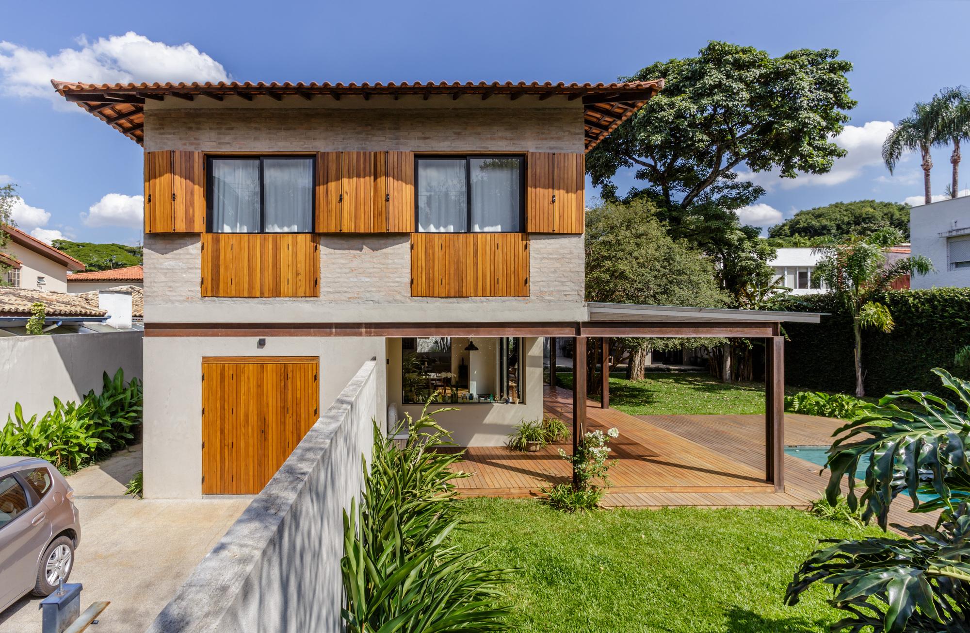 Butanta House Lab Arquitetos Archdaily