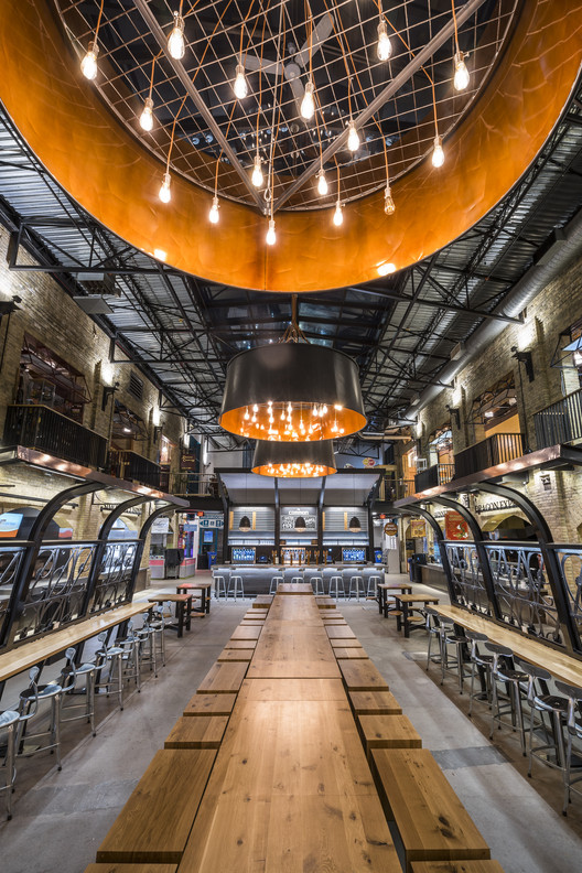 The Forks Market Food Hall Number Ten Architectural