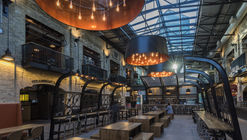 The Forks Market Food Hall / Number TEN Architectural Group