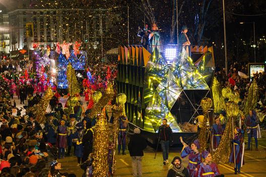 Carrozas De Reyes Magos Fotos.Galeria De Carrozas De Los Reyes Magos Y Senorlobo Elii 15