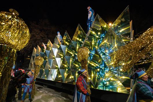 Carrozas De Reyes Magos Fotos.Galeria De Carrozas De Los Reyes Magos Y Senorlobo Elii 7