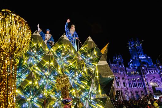 Carrozas De Reyes Magos Fotos.Galeria De Carrozas De Los Reyes Magos Y Senorlobo Elii 4