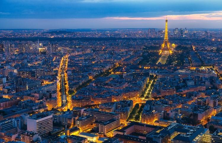 París liberará de su centro a los autos diésel para reducir la contaminación, París, Francia. Image © Usuario Flickr: Miroslav Petrasko. Licencia: CC BY-NC-ND 2.0