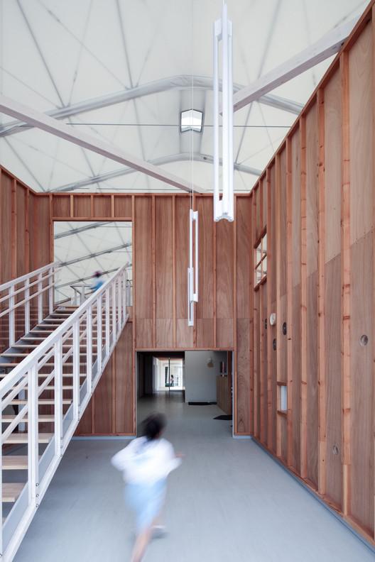 Base y anexo de jardín de infantes Fukumasu  / Yasutaka Yoshimura Architects, © Yasutaka Yoshimura