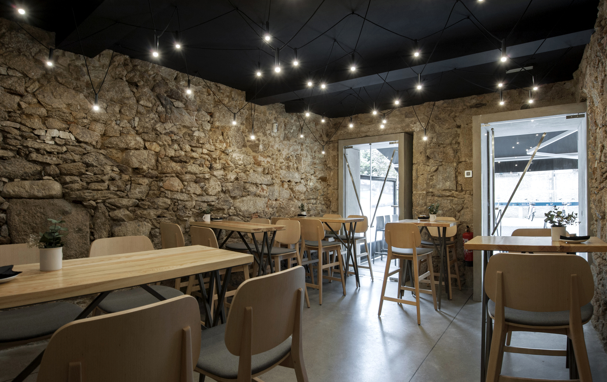 Restaurante Miga / SA Estudio