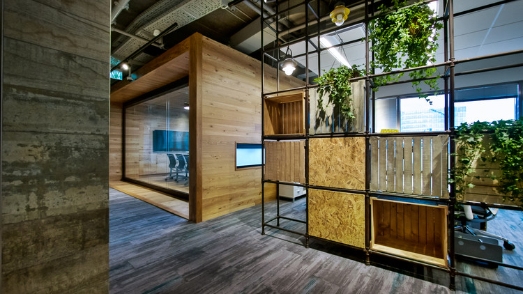 CA Technologies  / Setter Architects, © Itay Sikolski