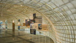 A21studio Uses Bamboo and Poonah Paper to Build Cocoon Inspired Pavilion in Vietnam