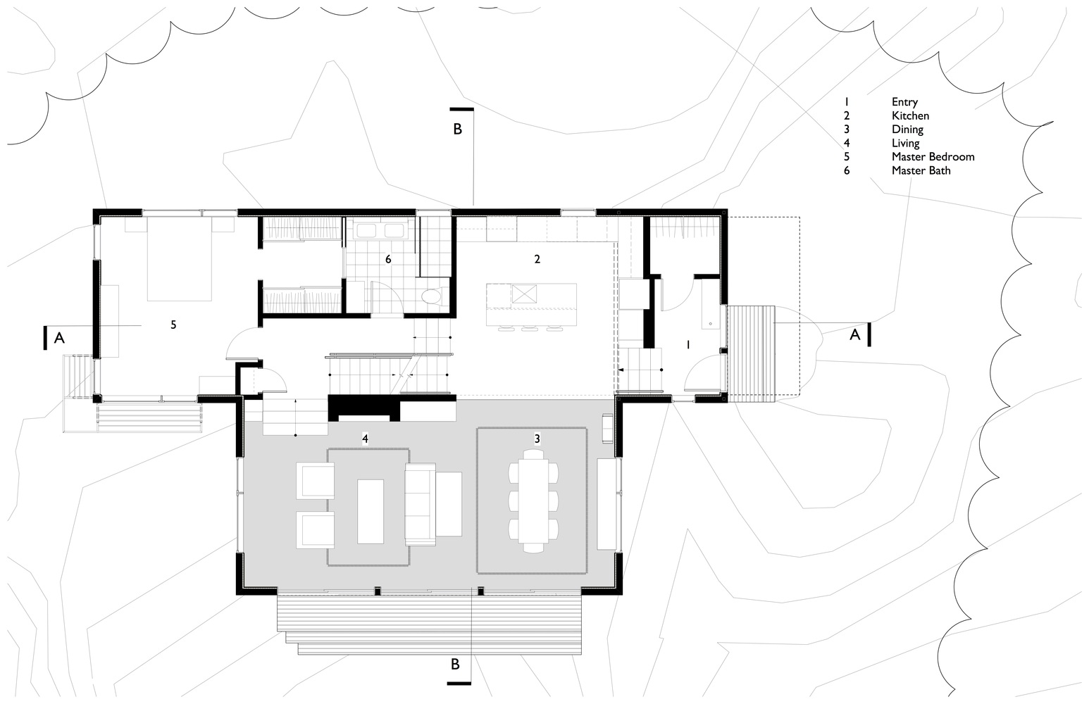 Gallery of Lily Pond House / Theodore + Theodore Architects - 15 on horse stable house plans, snow house plans, pool house plans, marsh house plans, jackson house plans, spa house plans, bank barn house plans, gypsy wagon house plans, pardee house plans, canal front house plans, pond building costs, pond building blueprints, miller house plans, screened porch house plans, house house plans, main house plans, 30x40 barn house plans, park house plans, nature house plans,