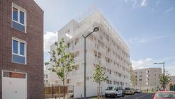 Vigneux-Sur-Seine Housing / Margot-Duclot architectes associés