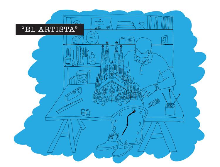 21 tipos de arquitectos que conocerás en tu oficina, © Leandro Fuenzalida