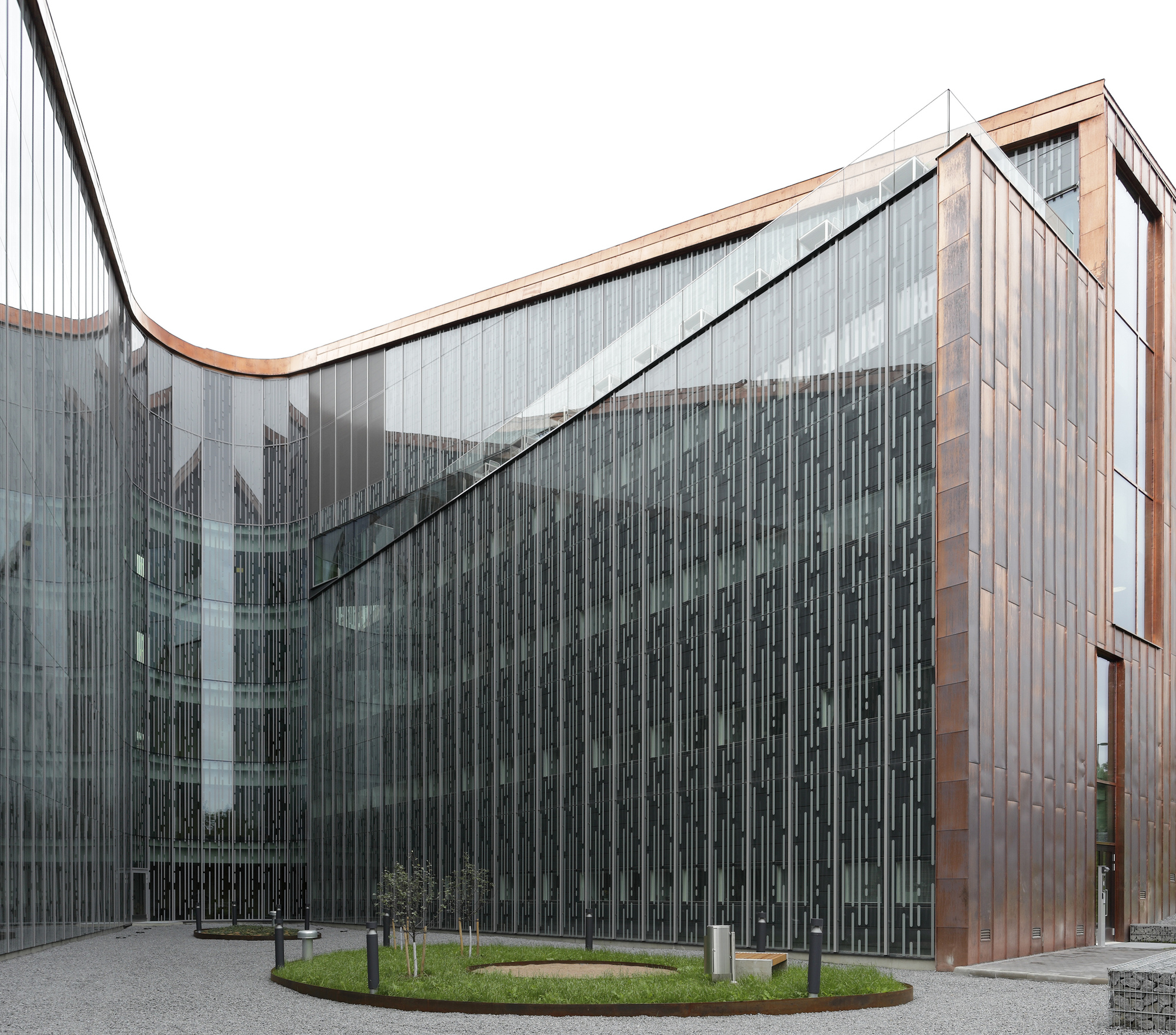 Centro de salud Tipotie / Sigge Arkkitehdit Oy
