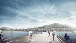 Primeiro lugar no concurso para a Revitalização da Praça Feira-Mar em Antonina / Arquitetura pela Rua + Mag +Metropolitano + Valls