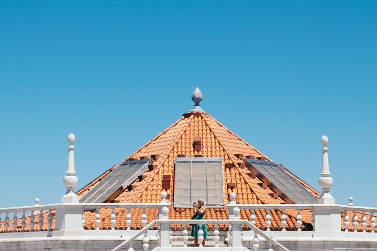 5ª edição do Open House Lisboa atrai 18 mil visitantes, Mosteiro de São Vicente. © Pedro Sadio. Image Cortesia de Open House Lisboa