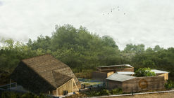 This Ecological Cultural Center is Designed to Celebrate the Tradition of Marimba Music