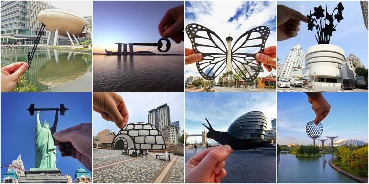 Paperboyo continua reimaginando a arquitetura do mundo