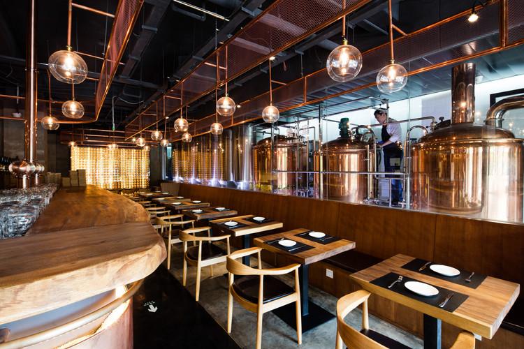 Dongli Brewery / LATITUDE, © Youtao Cao