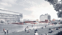 BLAU Receives Fourth Place in Czech Republic Urban Planning Competition