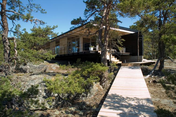 Seaside Cottage / Sigge Arkkitehdit Oy, © Vesa Loikas