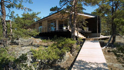 Seaside Cottage / Sigge Arkkitehdit Oy
