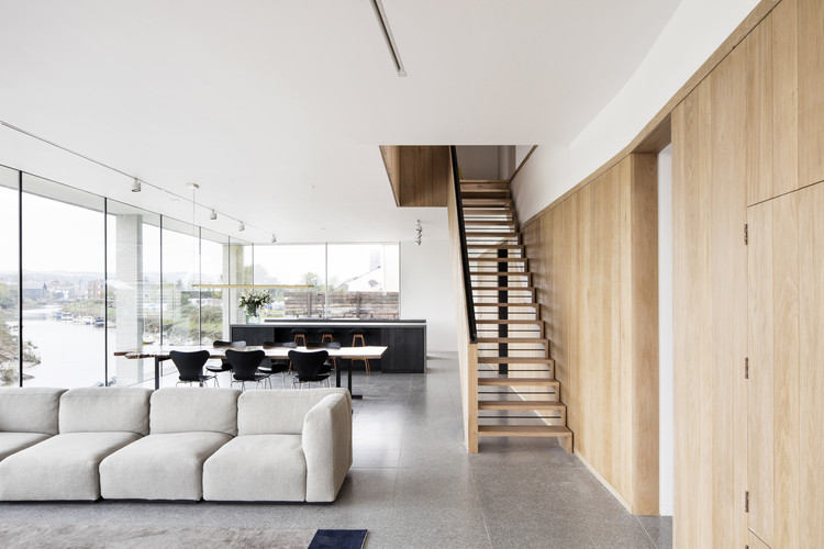 142 South Street / Sandy Rendel Architects | ArchDaily Colombia