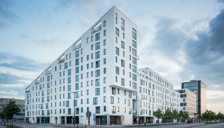 Sjöjungfrun / Juul Frost Architects, © Felix Gerlach