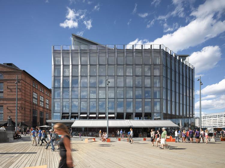 Stranden 1 / Ghilardi+Hellsten Arkitekter AS, © Roland Halbe