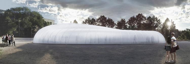 INCM Madrid 2016, Inflatable Habitat