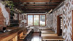 Cervecería Artesanal Santa Rosa / RAMA estudio