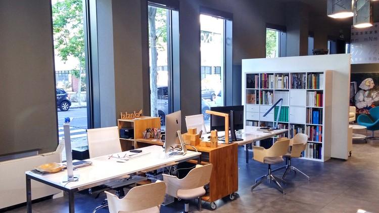 Cronos Office / Cronoslab arquitectura, © ivan l cristobal