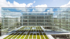 Avenue Leclerc Office Building / AZC
