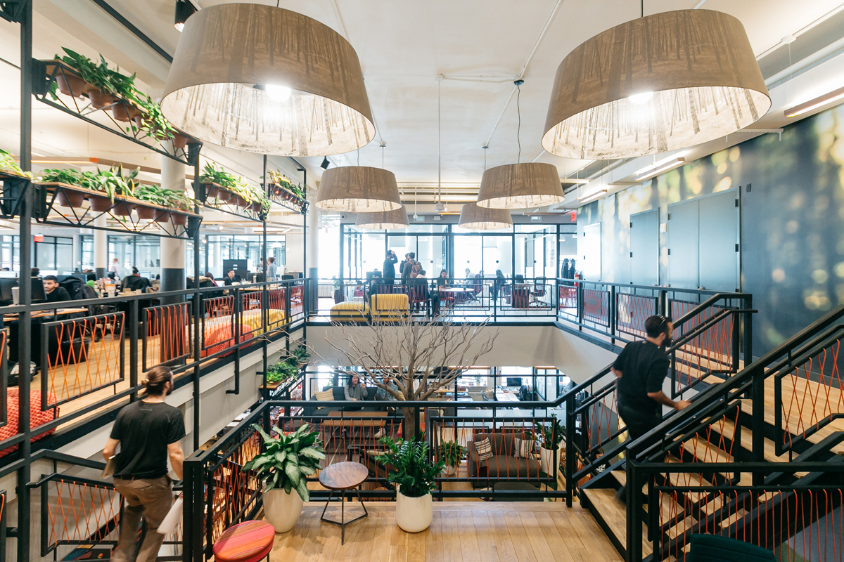 Gallery of How WeWork Experiments On Itself to Advance the