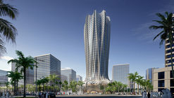 Zaha Hadid Architects to Design Hotel and Residential Tower in Qatar