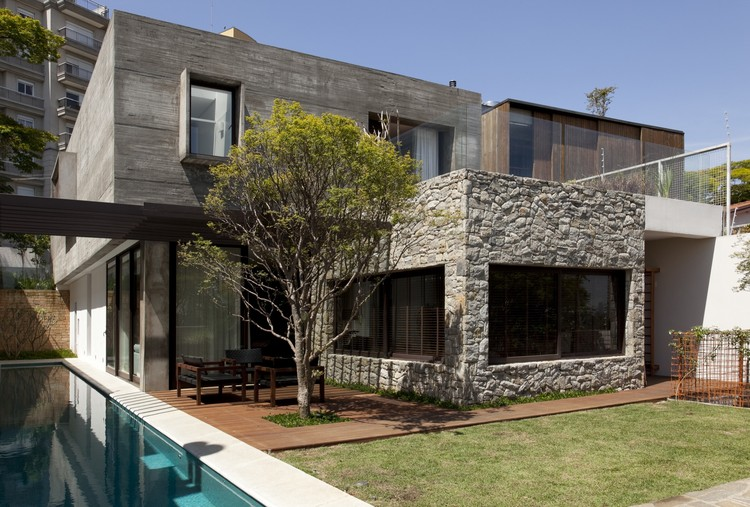 Casa Morás / Carolina Rocco, © Alain Brugier